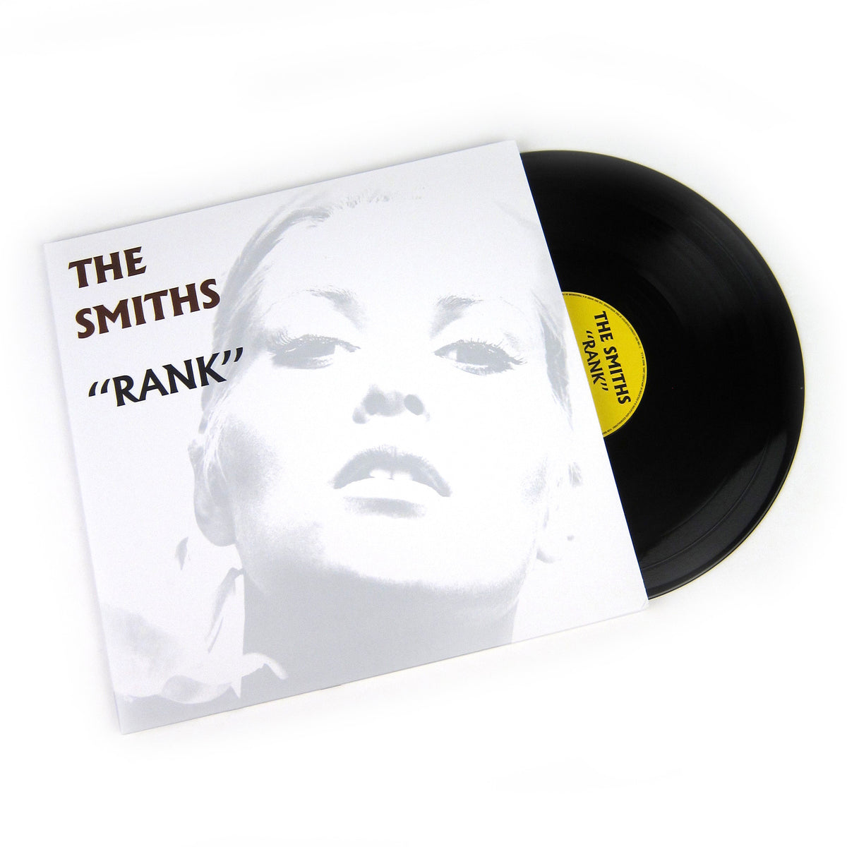 The Smiths: Rank (180g) Vinyl 2LP