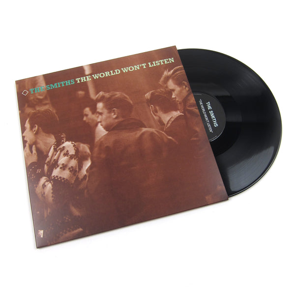 The Smiths: The World Won't Listen (180g) Vinyl 2LP