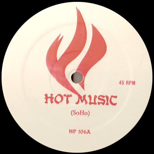 Soho: Hot Music 12""