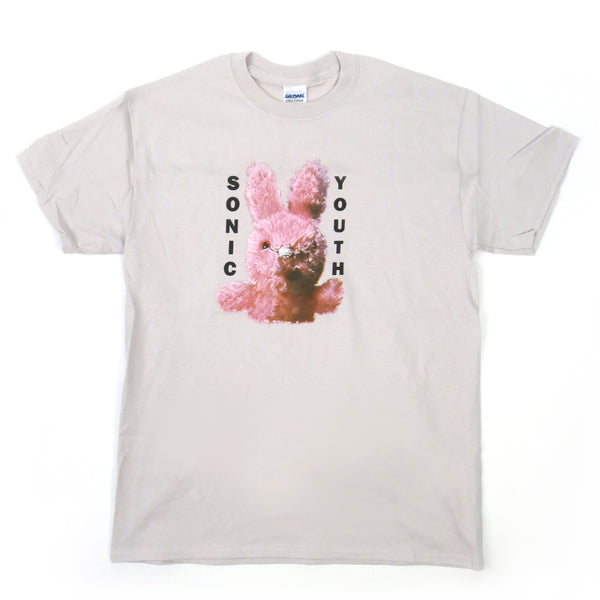 Sonic Youth: Dirty Bunny Shirt - Off White