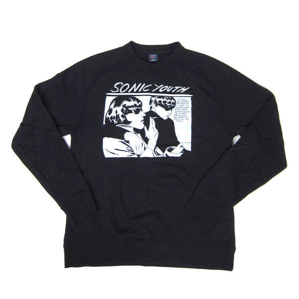 Sonic Youth: Goo Crewneck Sweatshirt - Black