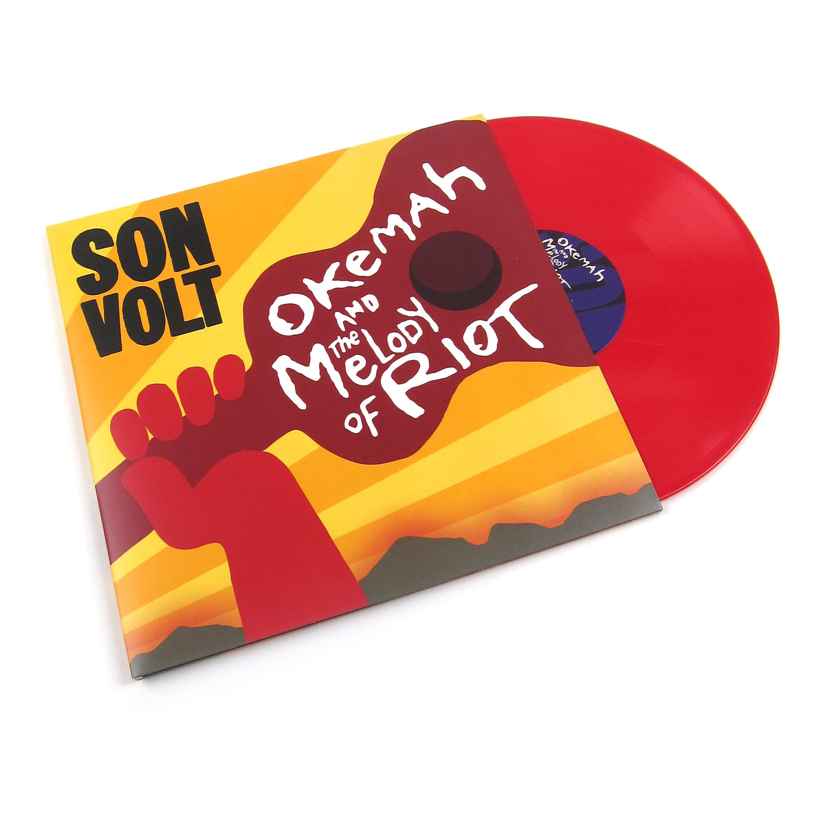 Son Volt: Okemah And The Melody Of Riot (Colored Vinyl) Vinyl 2LP (Record Store Day)