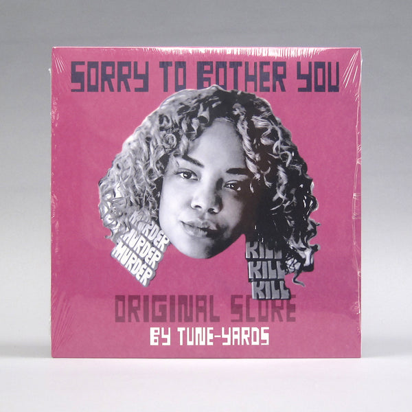 Tune-Yards: Sorry To Bother You Original Score Vinyl LP (Record Store Day)
