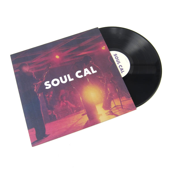 Now-Again Records: Soul Cal - Disco & Modern Soul Masterpieces 1971-1982 Vinyl 2LP