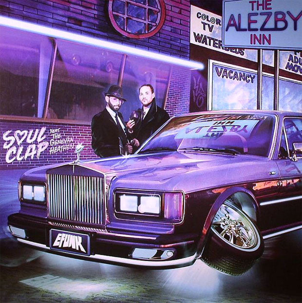 Soul Clap: The Alezby Inn 12""