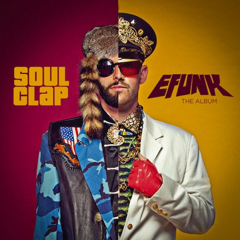 Soul Clap: Efunk (The Album) LP