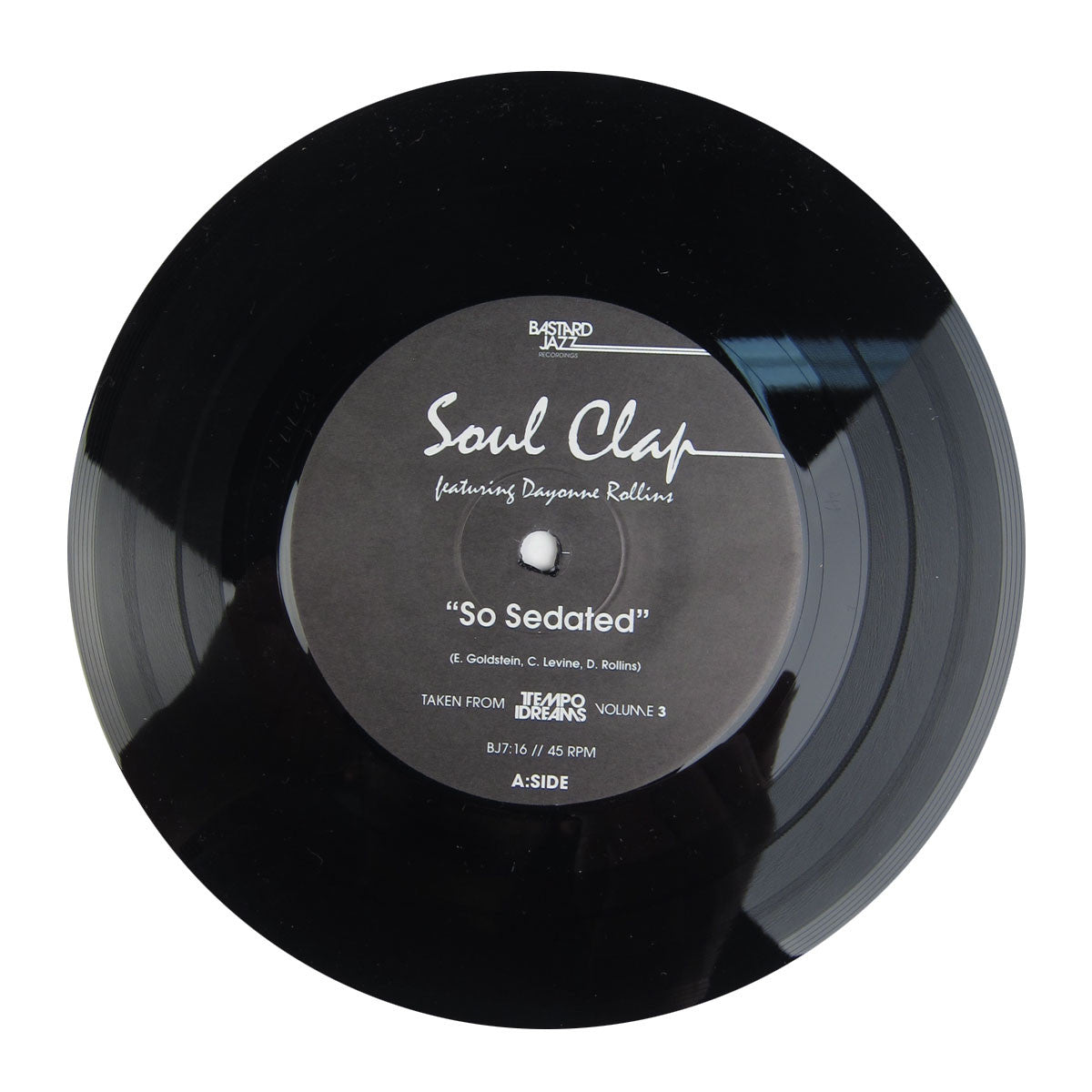 Soul Clap / Sphynx: So Sedated / Azul (Tempo Dreams Vol.3) Vinyl 7""