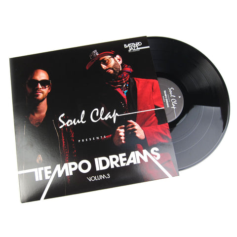 Soul Clap: Tempo Dreams Vol.3 Vinyl 2LP