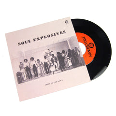 Soul Explosives: Tryin To Get Down Vinyl 7""