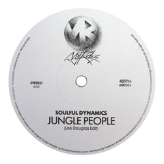 Soulful Dynamics: Jungle People (Lee Douglas Edit) Vinyl 12""