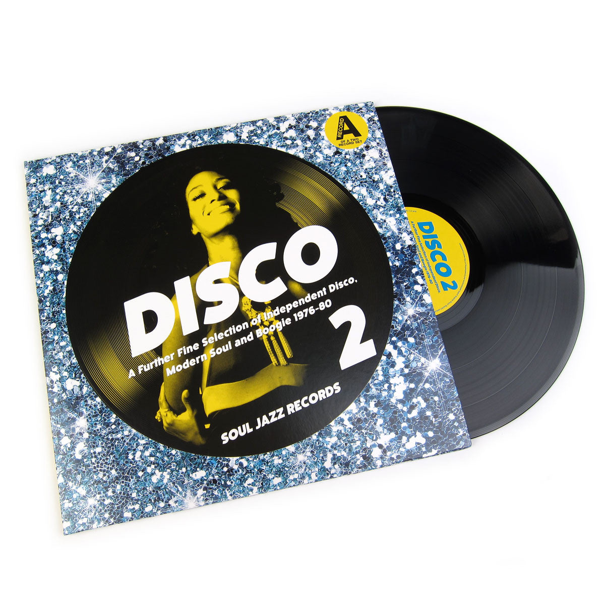 Soul Jazz Records: Disco 2 1976-80 (Record A) Vinyl 2LP