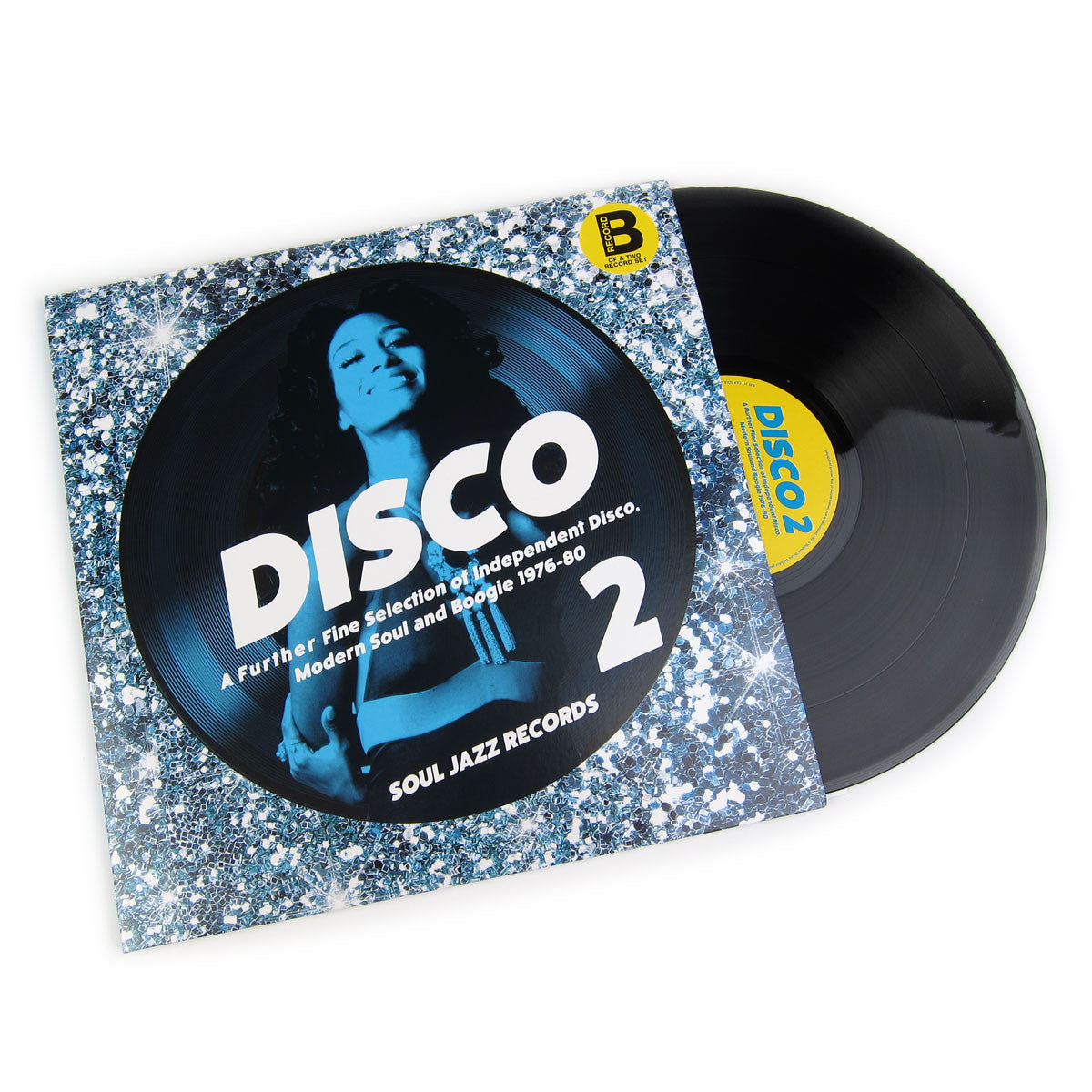 Soul Jazz Records: Disco 2 1976-80 (Record B) Vinyl 2LP