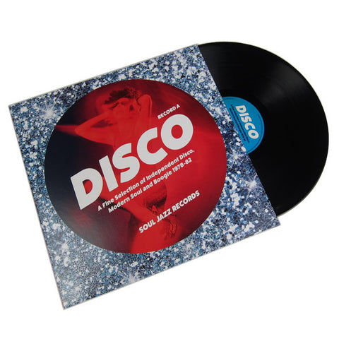 Soul Jazz Records: Disco - Independent Disco, Modern Soul & Boogie 1978-82 Vinyl 2LP - Record A