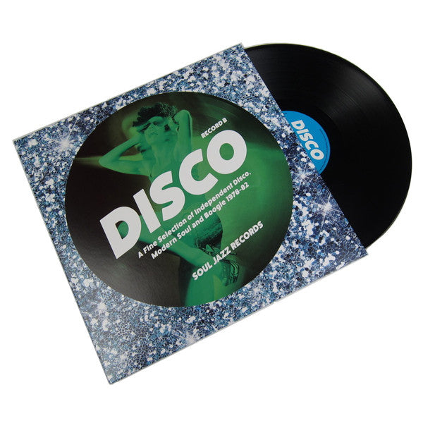 Soul Jazz Records: Disco - Independent Disco, Modern Soul & Boogie 1978-82 Vinyl 2LP - Record B