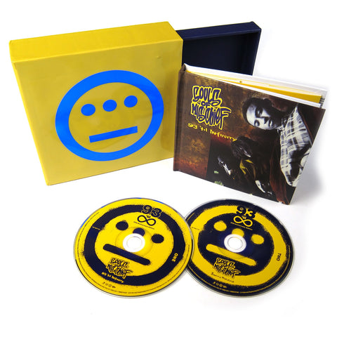 Souls of Mischief: 93 Til Infinity 20th Anniversary CD Boxset