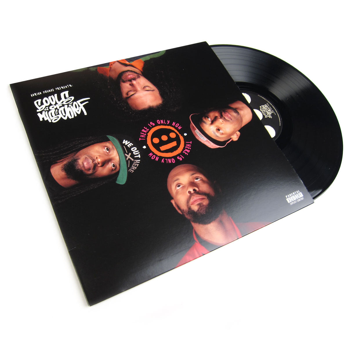 Souls Of Mischief: There Is Only Now (Adrian Younge) Vinyl LP