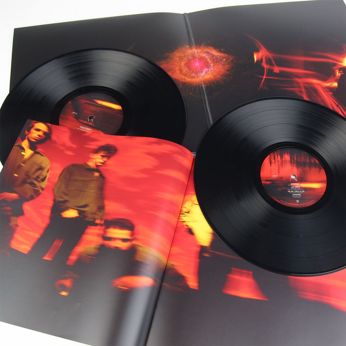 Soundgarden: Superunknown (Free MP3 + 200g) Vinyl 2LP gatefold