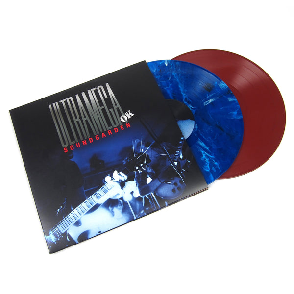 Soundgarden: Ultramega OK (Loser Edition Colored Vinyl) Vinyl 2LP