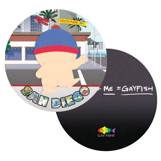 South Park: San Diego / Gay Fish Pic Disc 7""