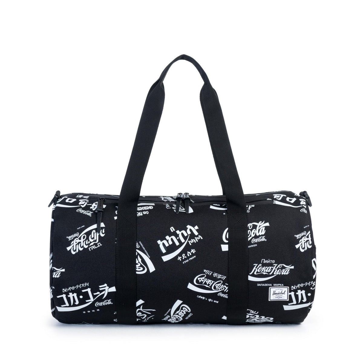 Herschel Supply Co.: Sparwood Duffle - Black Coca Cola