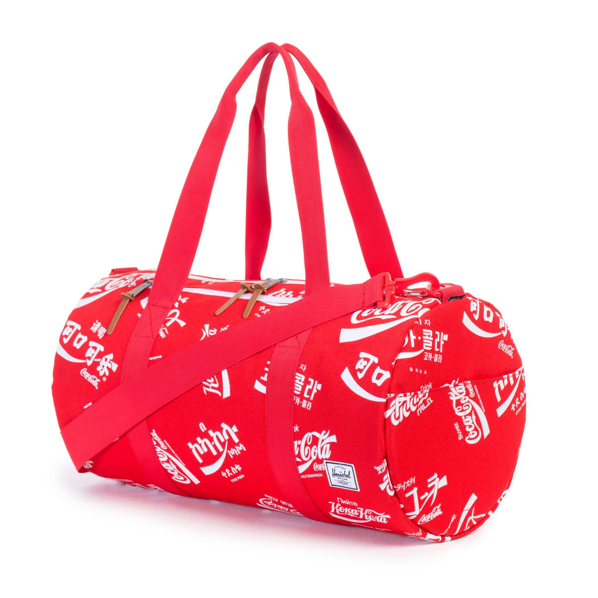 Herschel Supply Co.: Sparwood Duffle - Red Coca Cola