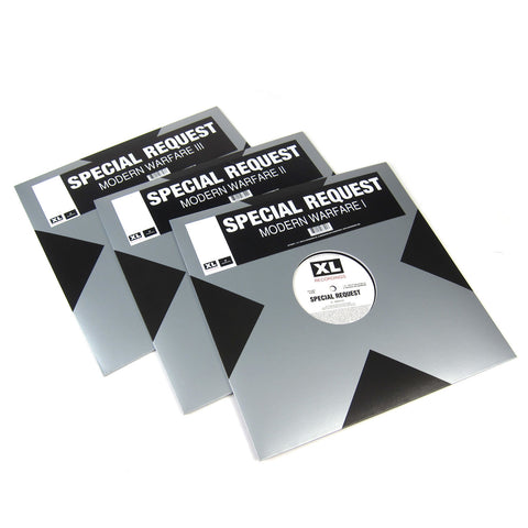 "Special Request: Modern Warfare EP Vol.1-3 Vinyl 12"" Pack"