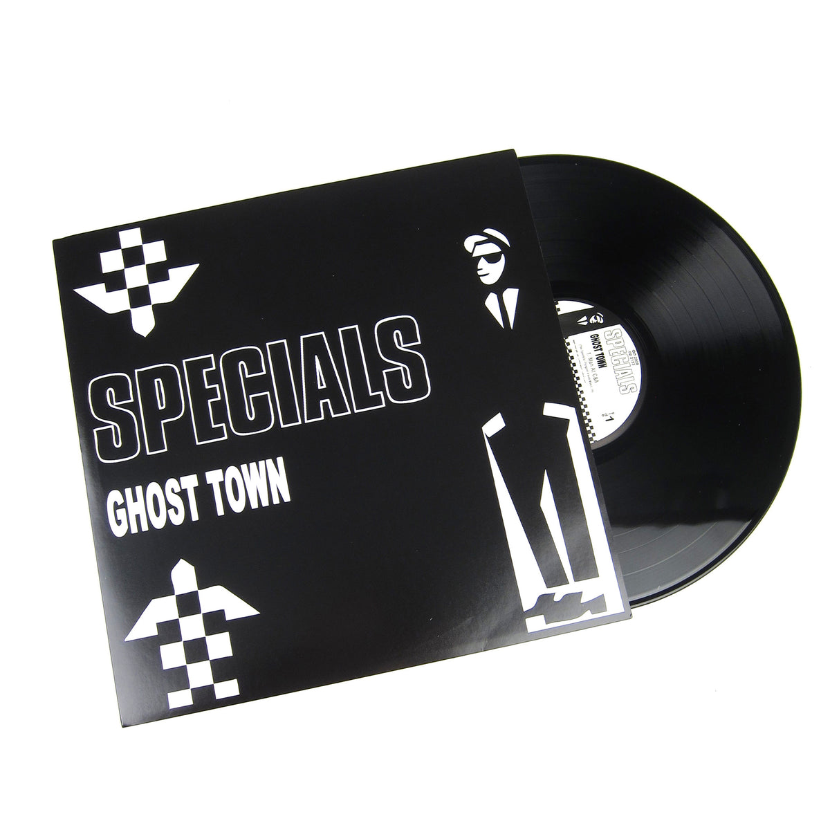 The Specials: Ghost Town Vinyl LP