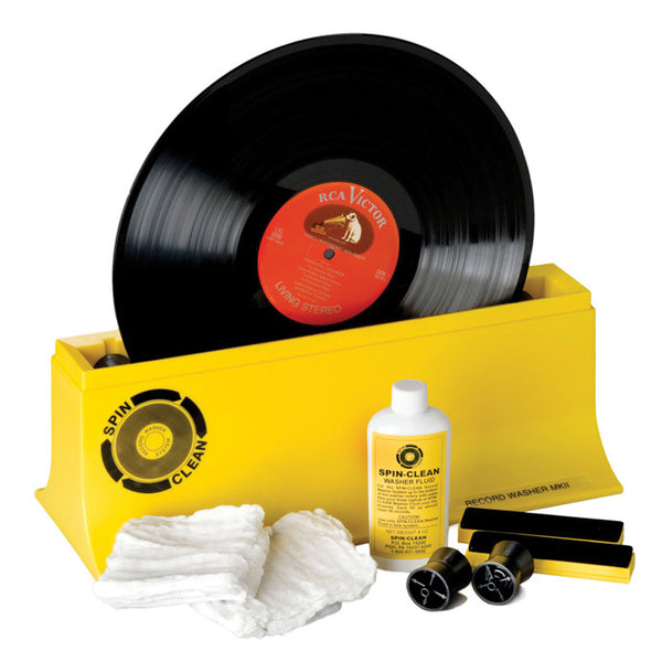 Spin Clean: Spin Clean MKII Record Washing System