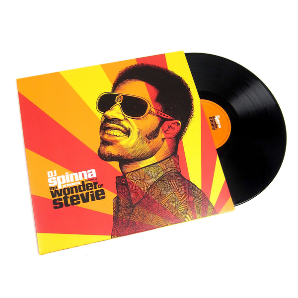 DJ Spinna: The Wonder of Stevie Vol.3 Vinyl 2LP