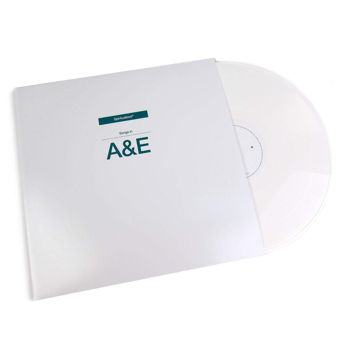 Spiritualized: Songs In A&E (Colored Vinyl) Vinyl 2LP