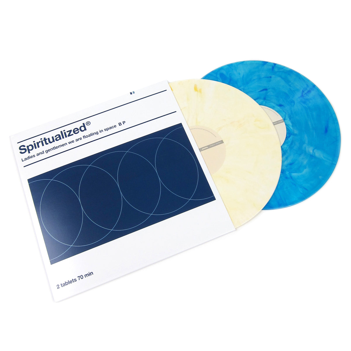 Spiritualized: Ladies And Gentlemen We Are Floating In Space (Colored Vinyl) Vinyl 2LP