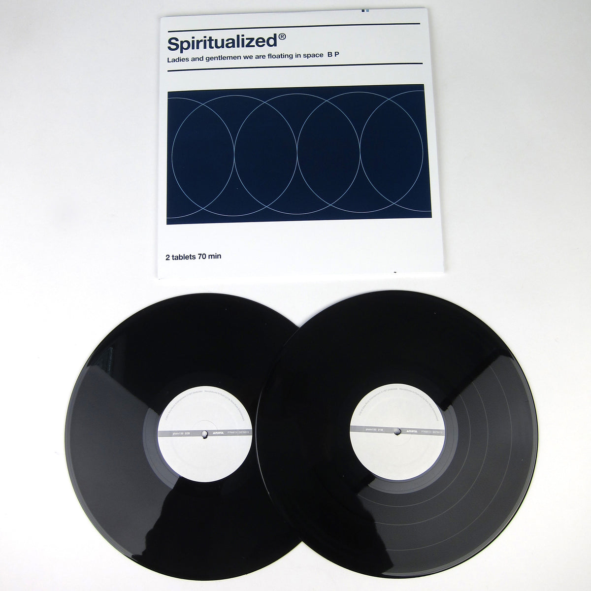 Spiritualized: Ladies and Gentlemen We Are Floating In Space (180g) Vinyl 2LP