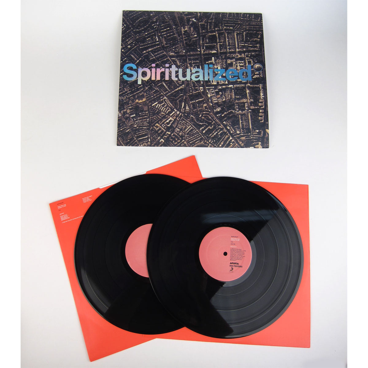 Spiritualized: Royal Albert Hall October 10 1997 Live (180g) Vinyl 2LP
