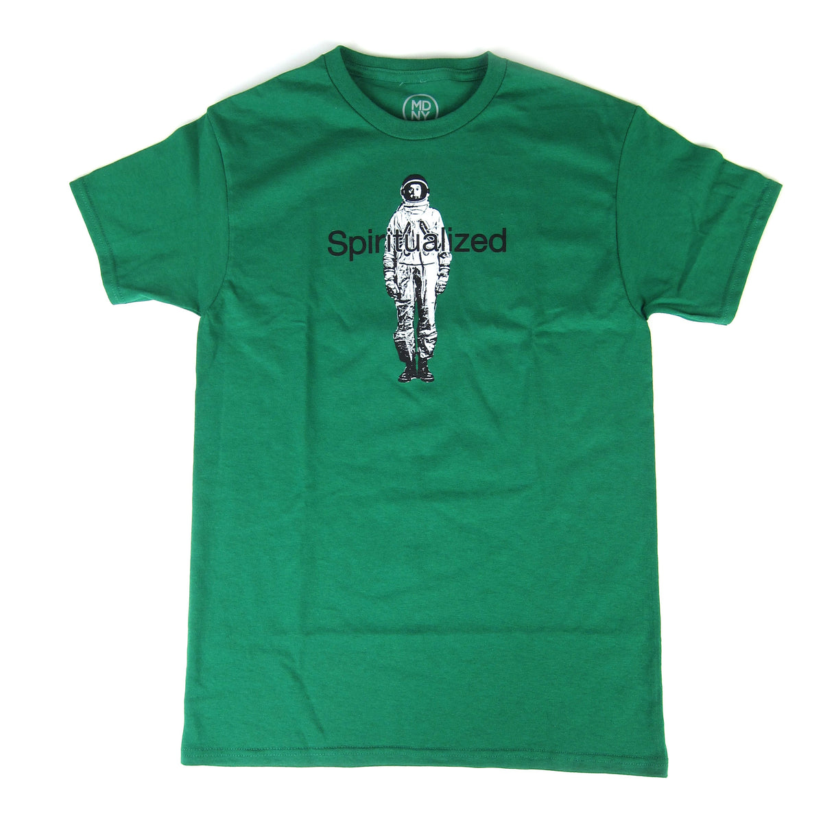 Spiritualized: Spaceman Shirt - Green
