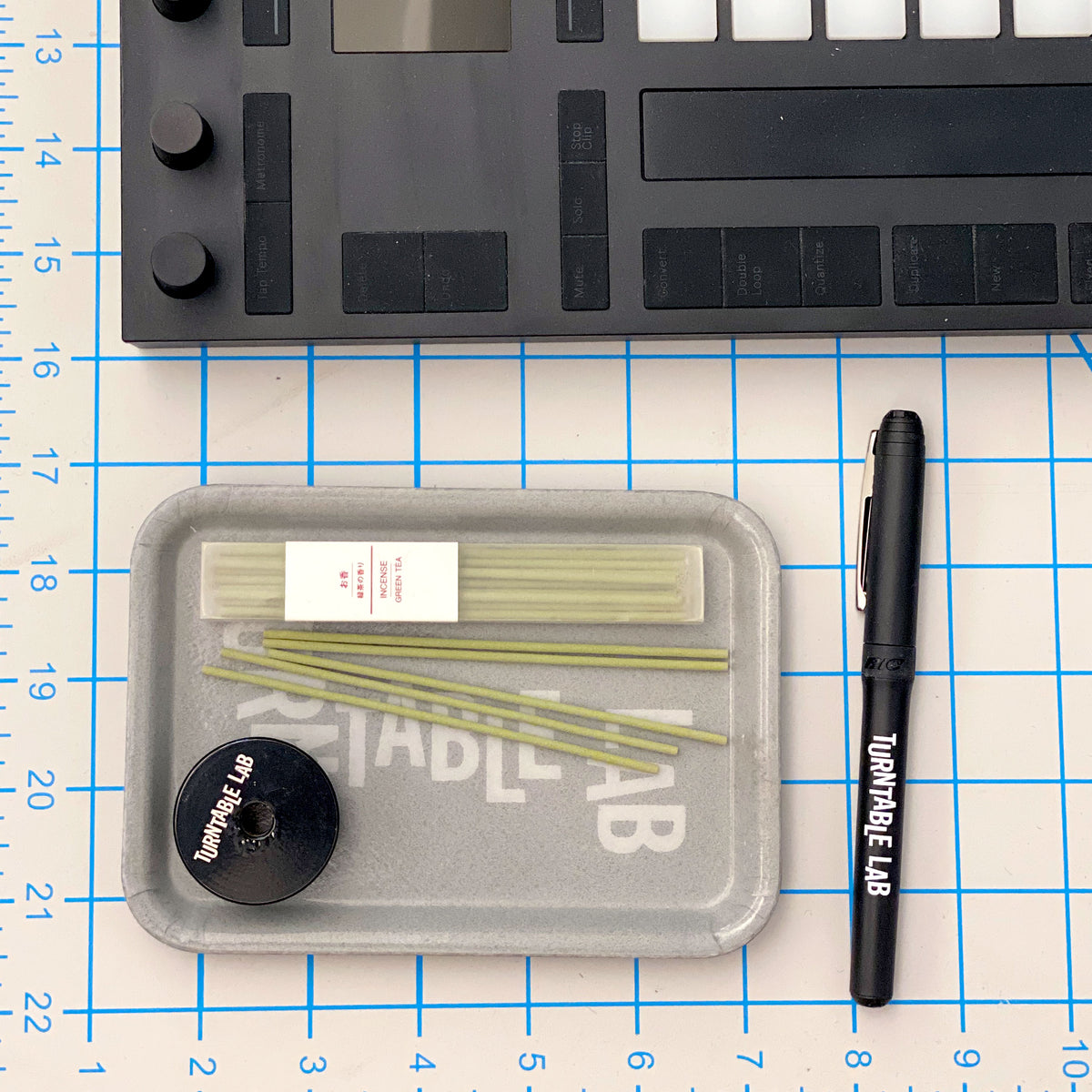 Turntable Lab: Accessories Spliff Tray - Grey