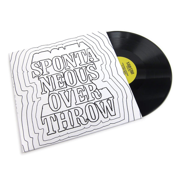 Spontaneous Overthrow: All About Money Vinyl LP