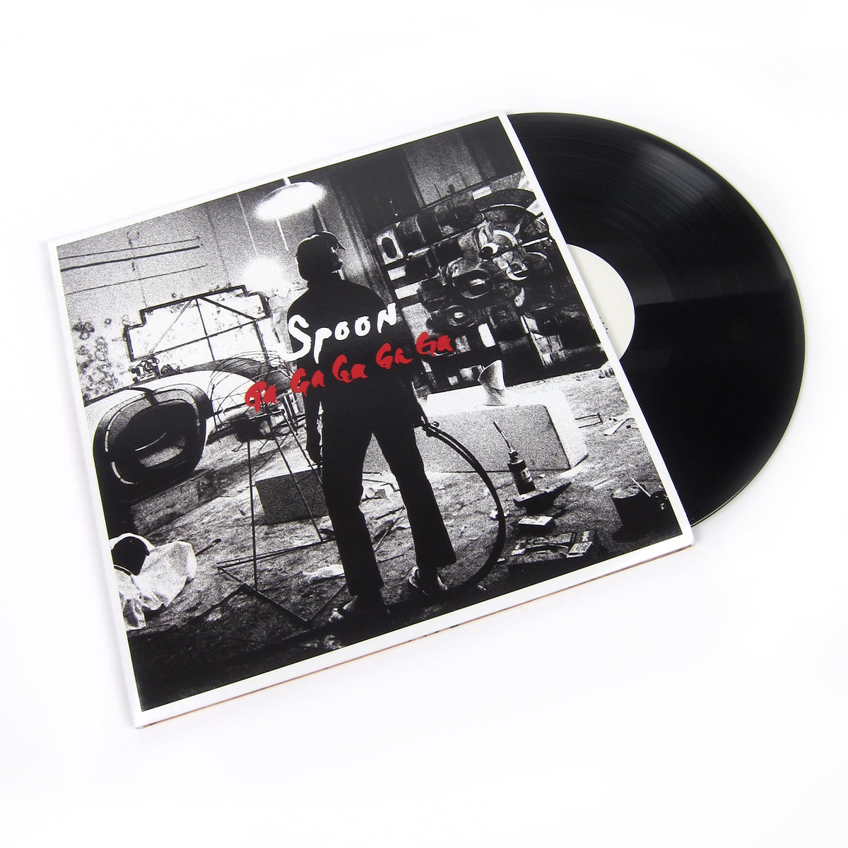 Spoon: Ga Ga Ga Ga Ga - 10th Anniversary Edition Vinyl 2LP