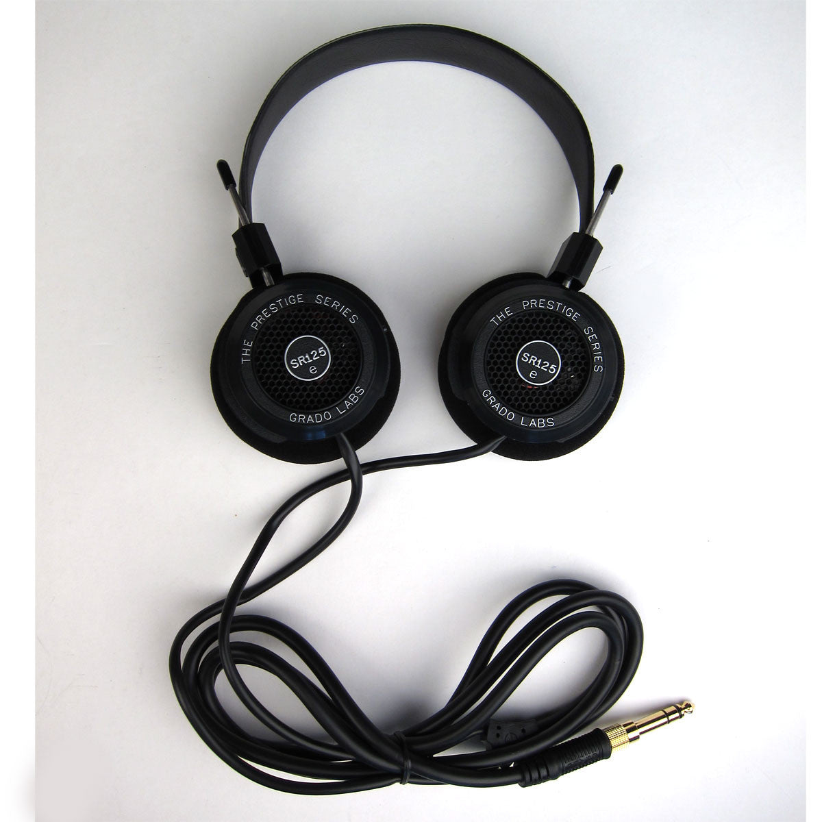 Grado: SR125e Headphones laydown