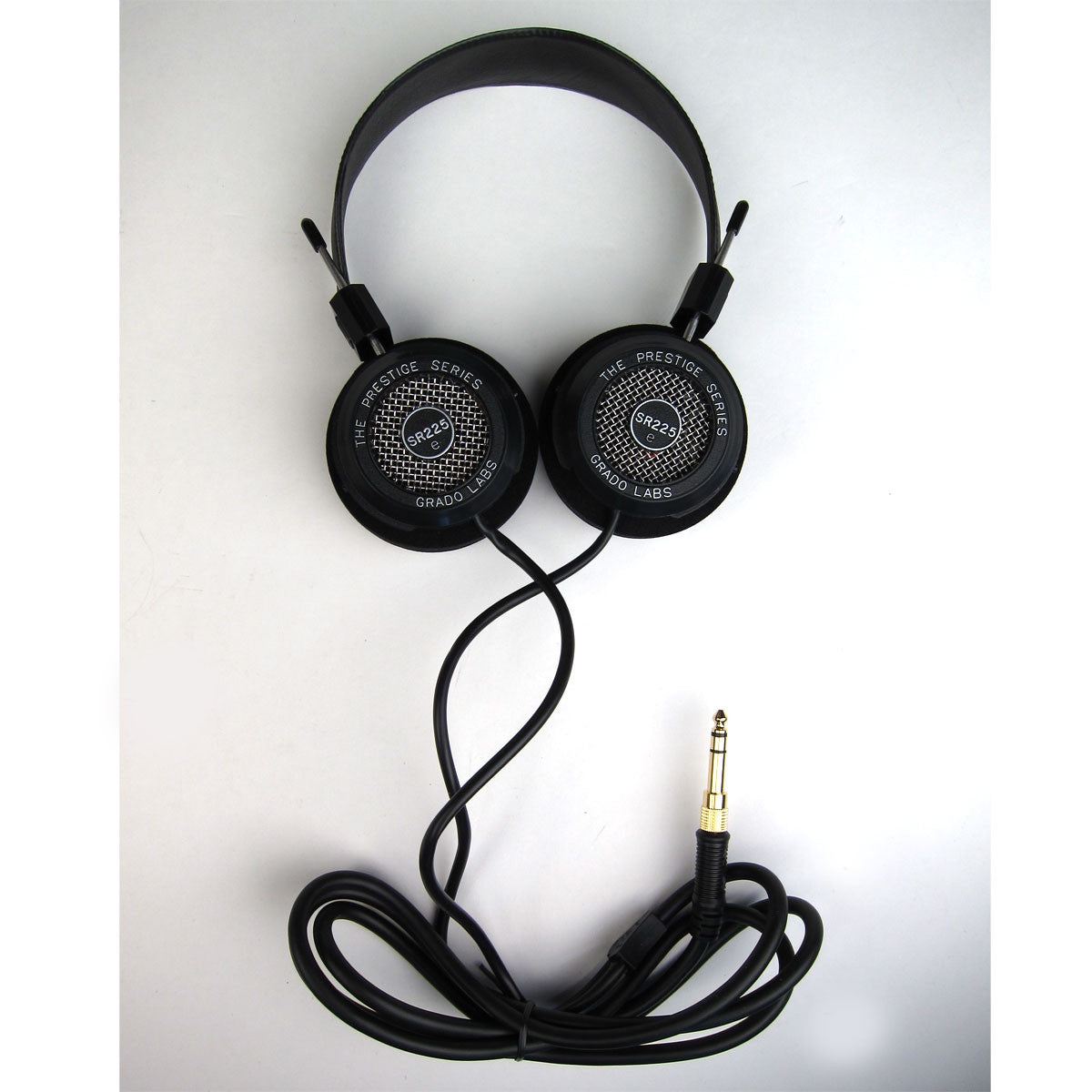 Grado: SR225e Headphones laydown