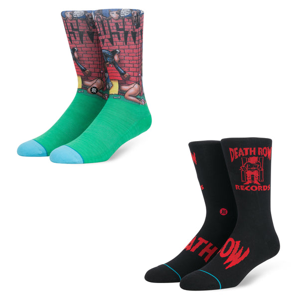 Stance: Snoop Dogg / Death Row Sock Pack