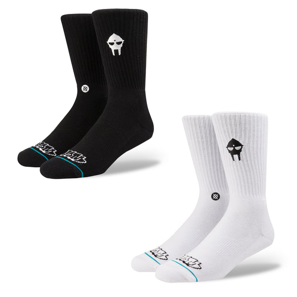 Stance: MF Doom Embroidered Sock Pack