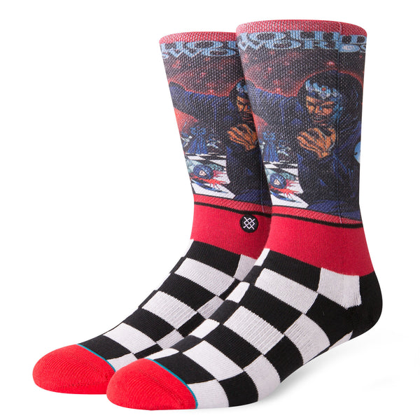 Stance: GZA Liquid Swords Socks