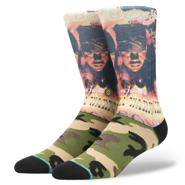 Stance: Cash Money Hot Boy$ Socks - Olive