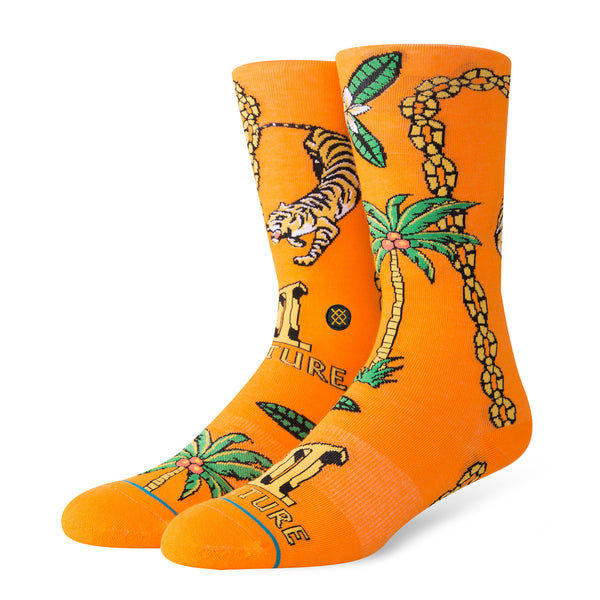 Stance: Migos Socks - Orange
