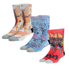 Stance: Skate Legends Sock Pack (Natas, Lance Mountain, Guerrero)