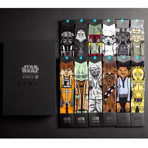 Stance: Star Wars - The Force 2 Boxset