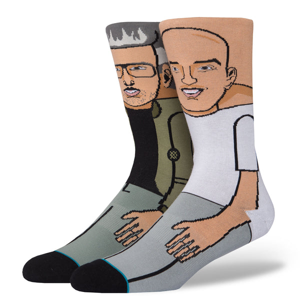 Stance: Stretch & Bobbito Socks