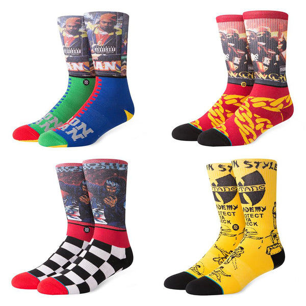Stance: Wu-Tang Sock Pack