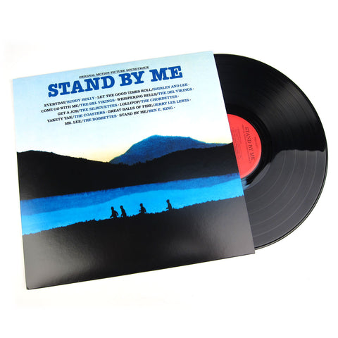 Stand By Me: Stand By Me Original Motion Picture Soundtrack (180g) Vinyl LP