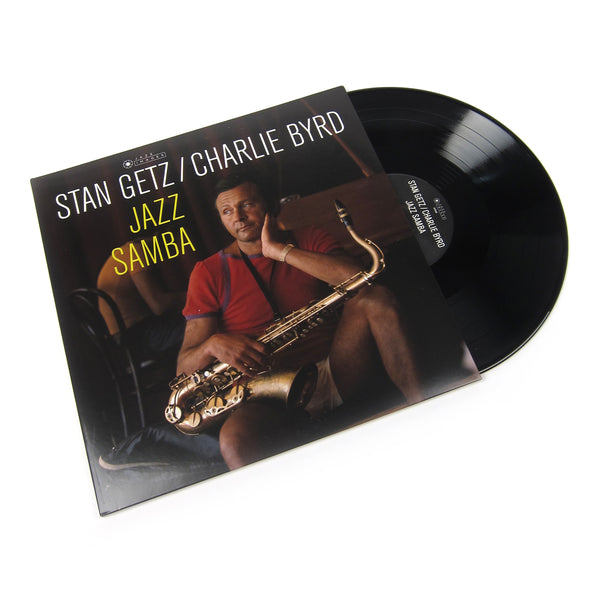 Stan Getz: Jazz Samba (180g, Leloir Collection) Vinyl LP